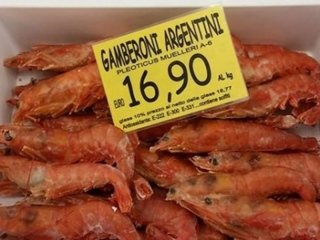 Gamberoni argentini Genova