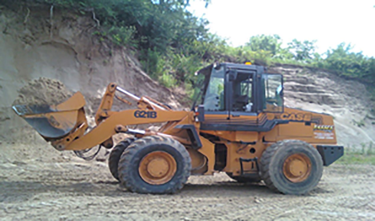 Demolition contractor hauling dirt materials in Batavia, NY