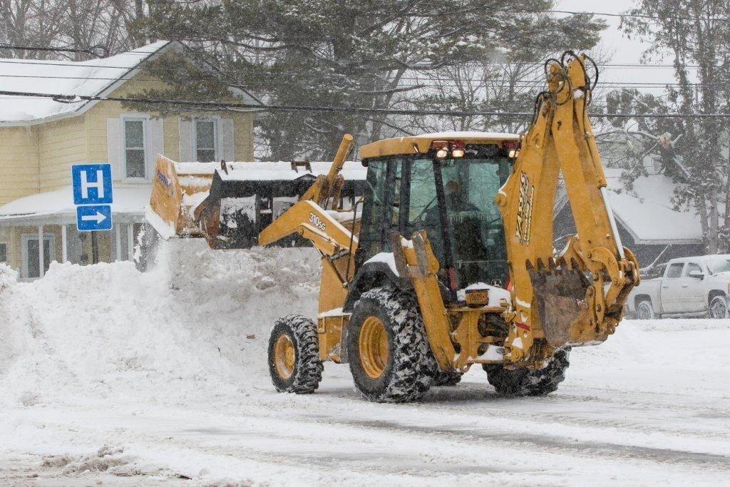 Snow removal services for Batavia, NY