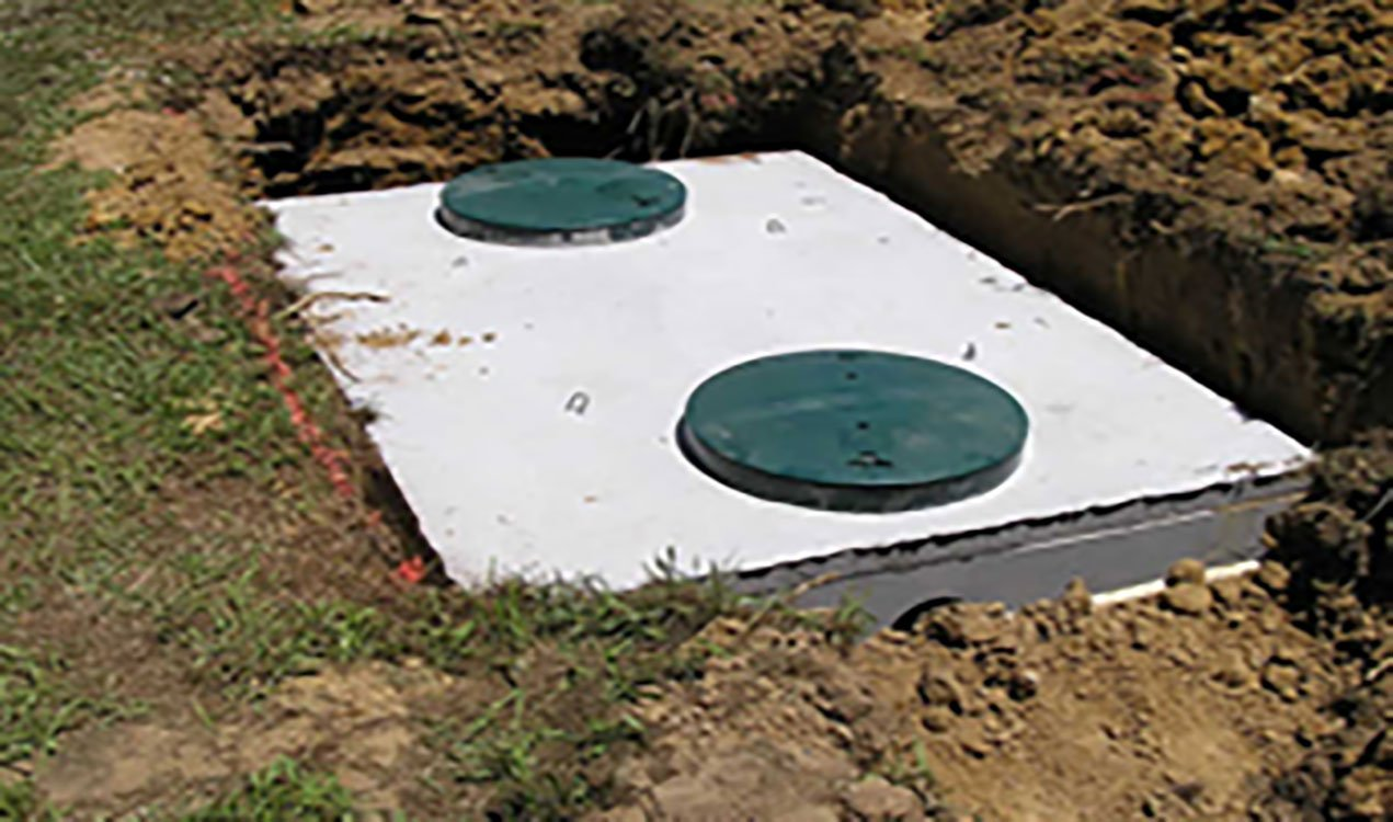 Septic systems from a excavating contractor in Batavia, NY
