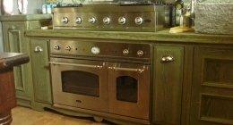 Cucina componibile legno