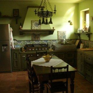 Morganti Arreda cucine rustiche