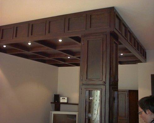 Morganti Arreda soffitti legno