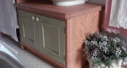 arredamento in legno su misura classico e moderno