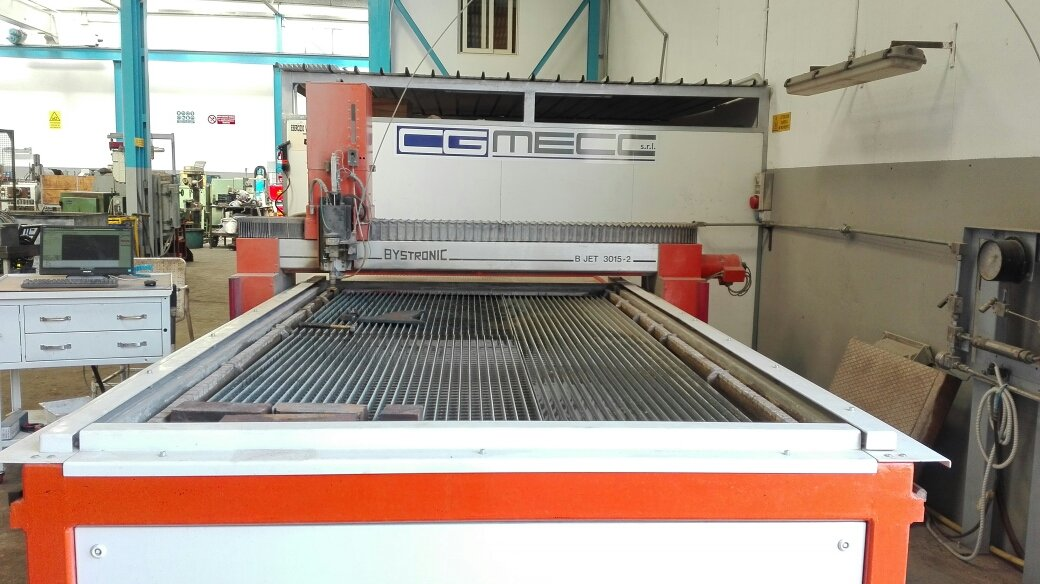 WATERJET FRON