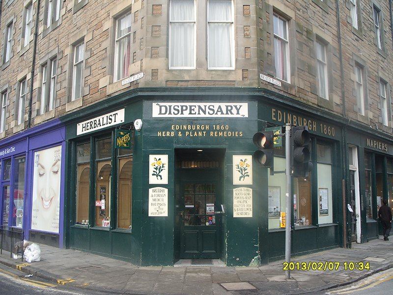 shop front name