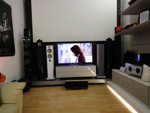 impianti video, sistemi home theatre, impianti video per casa