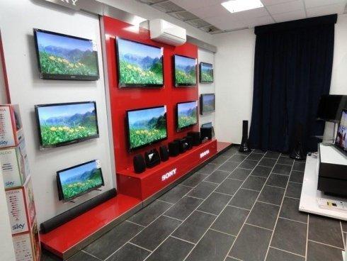 televisore da incasso, tv con schermo piatto, tv con schermo al plasma