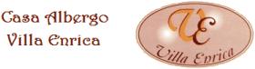 CASA ALBERGO VILLA ENRICA - LOGO