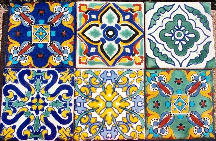 Piastrelle ceramica sicilia: con piastrelle di ceramica in scale a