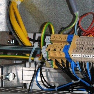 Assemblaggio quadri elettrici