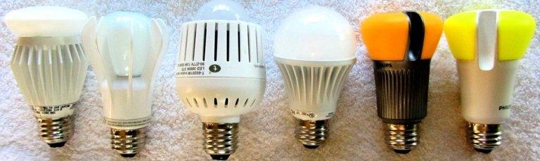 Lampadine ed illuminazione a led