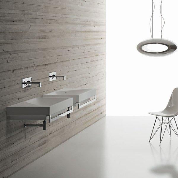 Design bagno linea Smile - Cielo