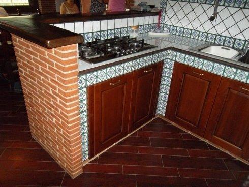 cucine in muratura