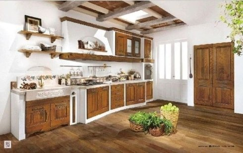 Stunning Cucine In Muratura Economiche Pictures - Home Ideas ...