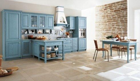 cucine, cucine in muratura, cucine in finta muratura, cucine componibili