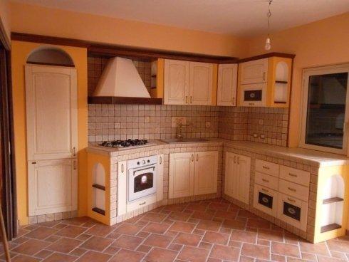 Cucine in finta muratura - Faro Superiore - Messina - SAIJA ARREDI