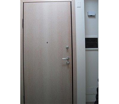 Porte blindate alluminio