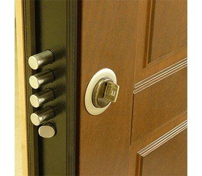 Chiusure porte blindate