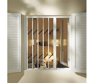 Grata anti intrusione finestra