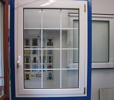 Vetri finestre inglesi