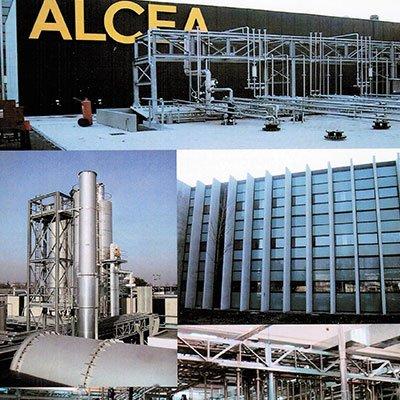 delle immagini dell'edificio  di Alcea