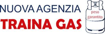 TRAINA GAS - Logo