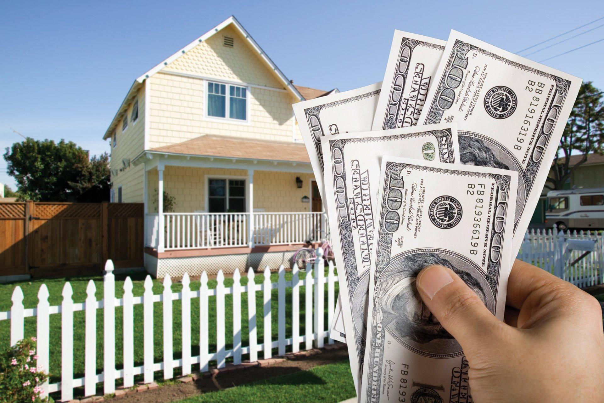 взять займ под земельный участок