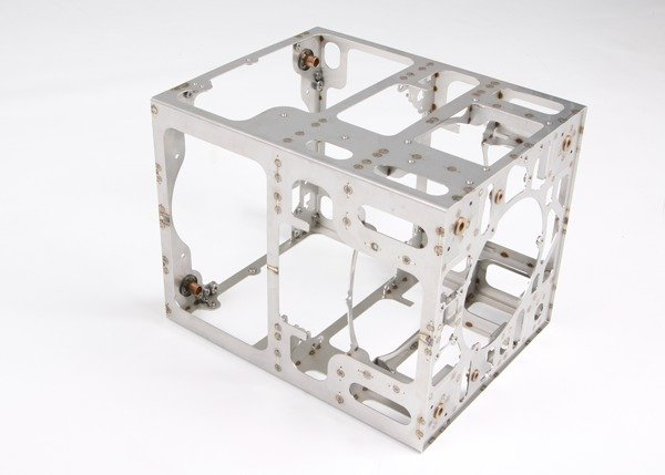 Fabricated Chassis Laser Cut