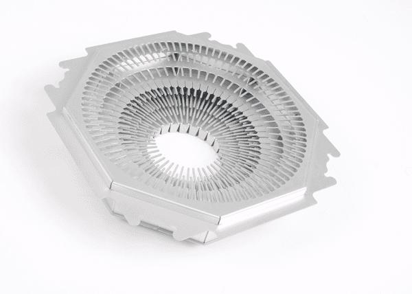 LED projection unit