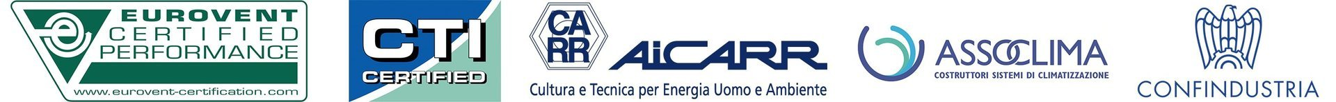 Logo - CTI  ALCARR  ASSCCLIMA