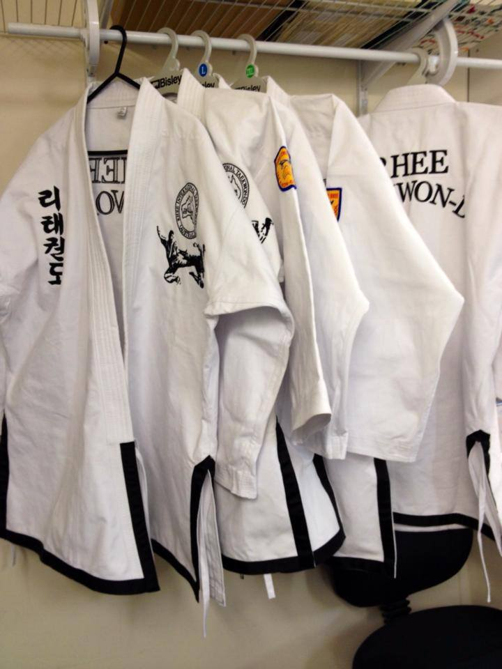 Embroidery done on sports wear jersey