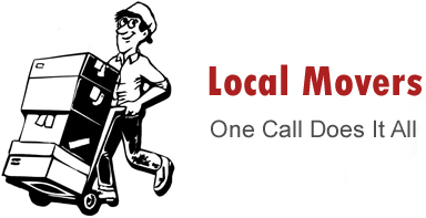 Local Movers company logo