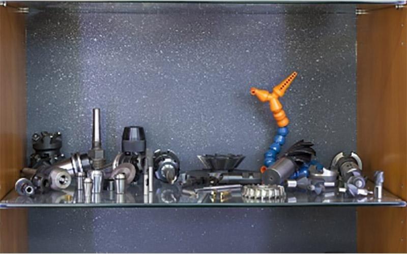 Componenti di macchine di perforazione e taglio