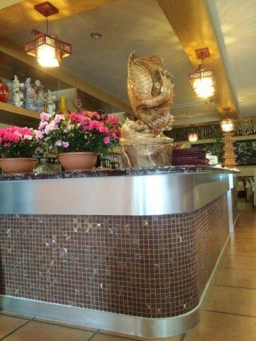 ingresso ristorante cinese