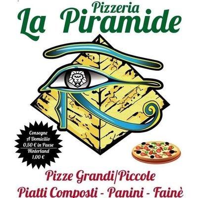 PIZZERIA LA PIRAMIDE-LOGO