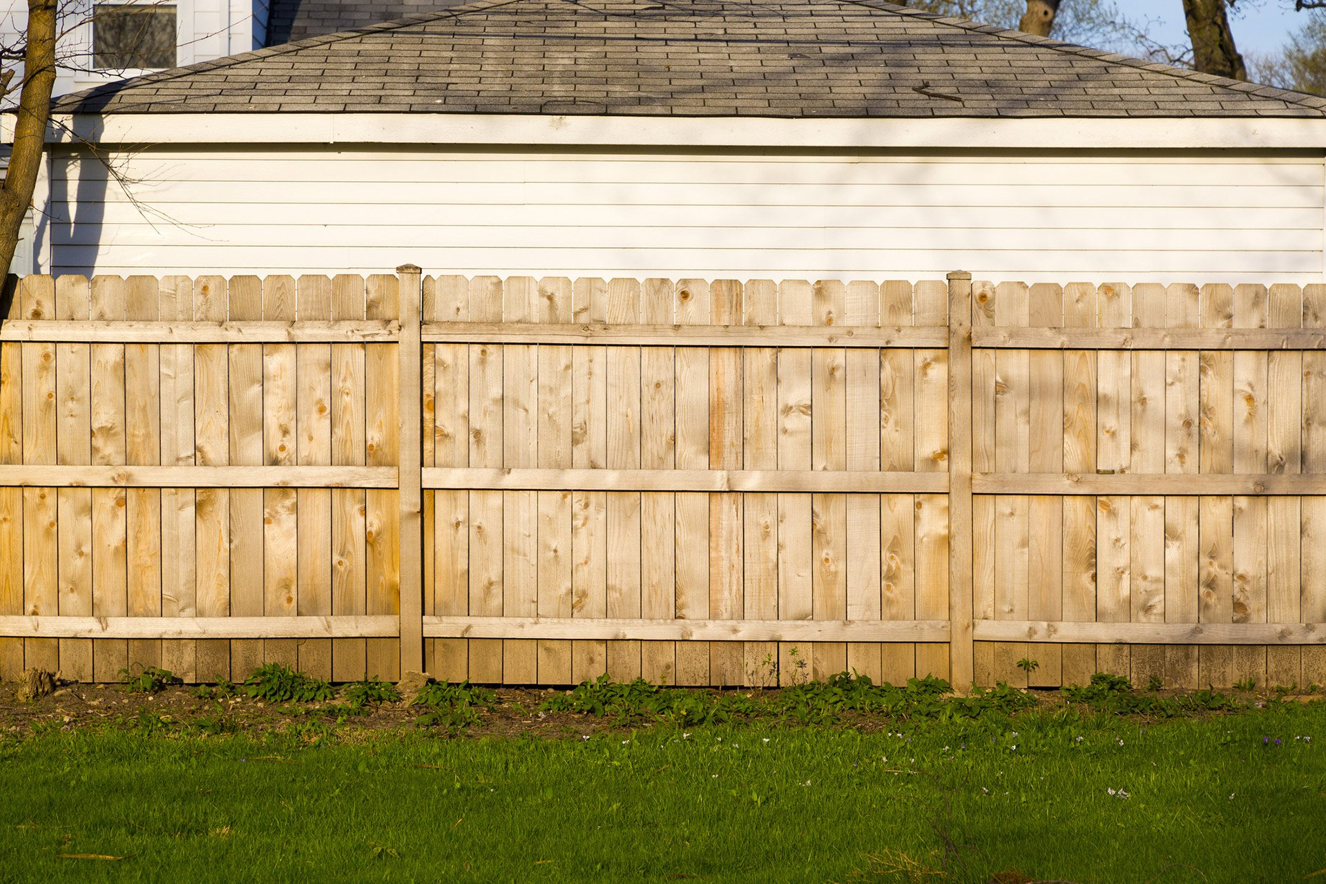 Residential Fencing Installation In Lancaster Ny