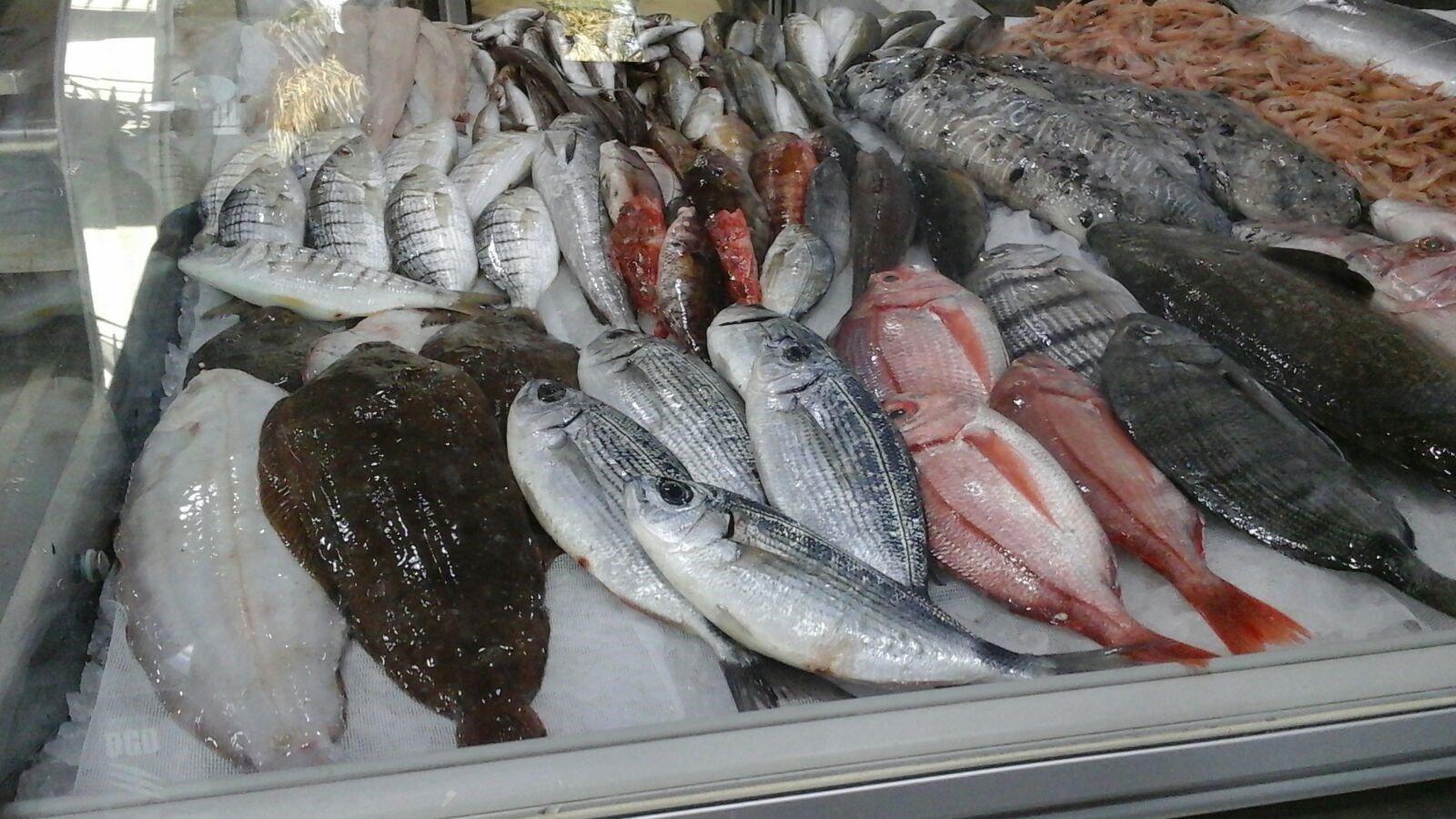 pesce fresco ad Acireale