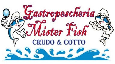 GASTROPESCHERIA MISTER FISH_Logo