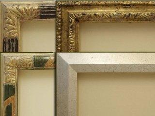 realizzazione cornici in foglia d'oro