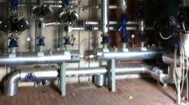 riscaldamento a pavimento, impianti di ventilazione, impianti idraulici