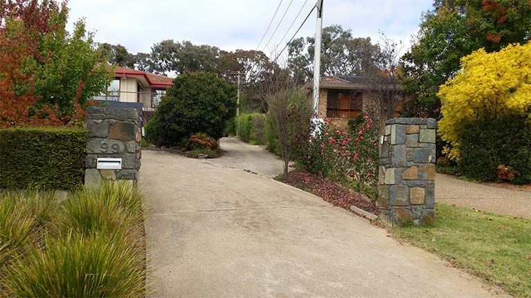 Landscaping Services Canberra Bruce Finlayson