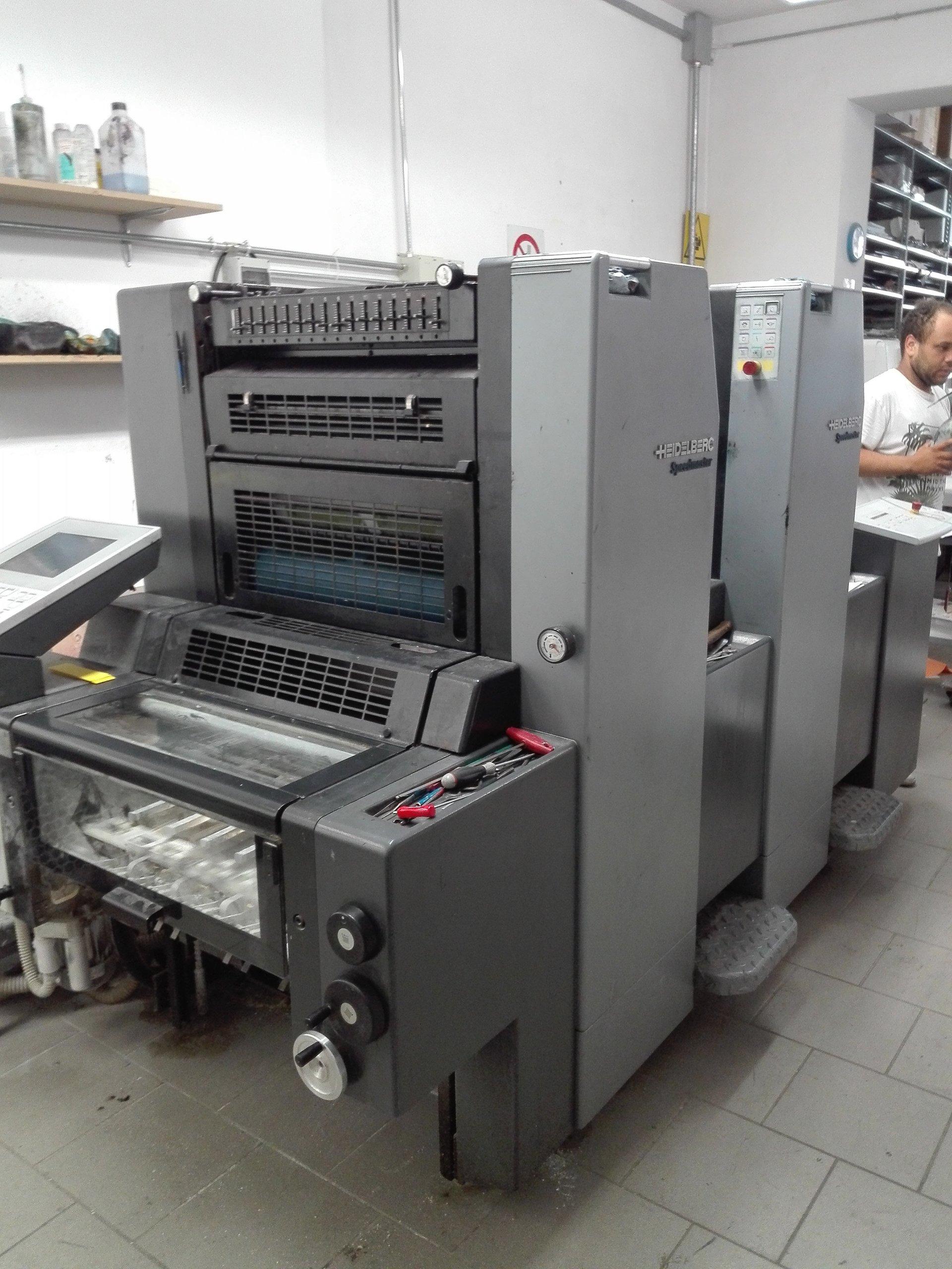 stampanti tipografiche