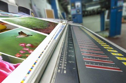 Stampa multicolore