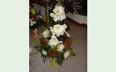 composizione di fiori sassari acquisto