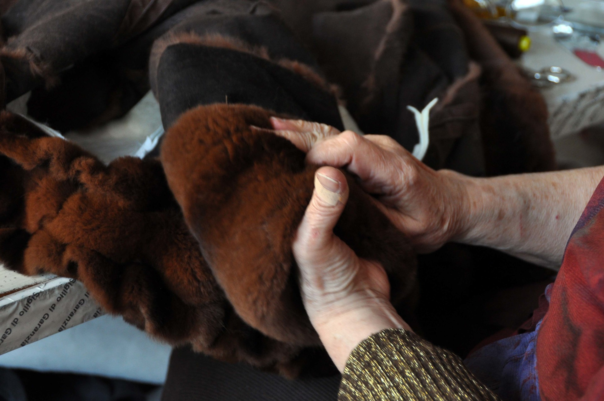 punto vendita pellicce