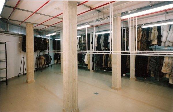 custodia e deposito pellicce