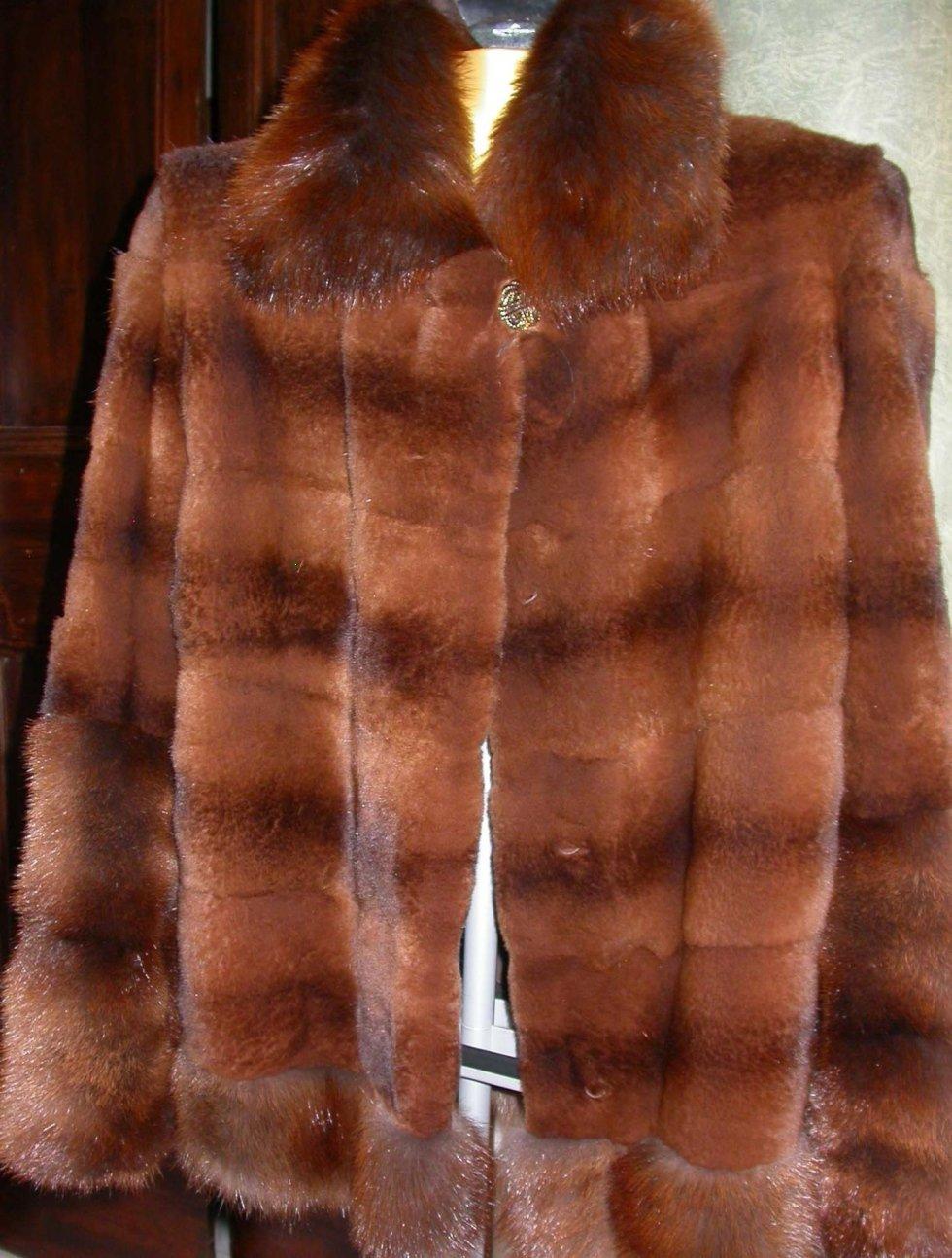lavorazione pellicce usate