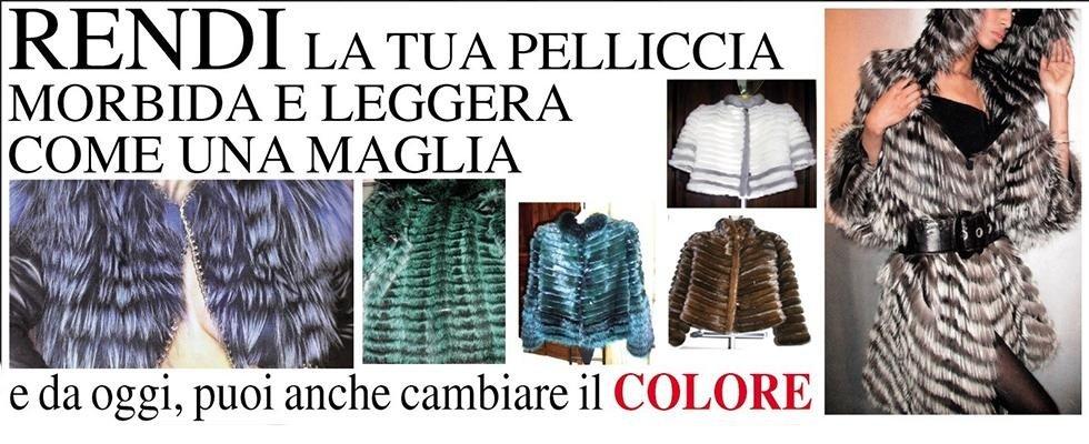 colorazione pellicce