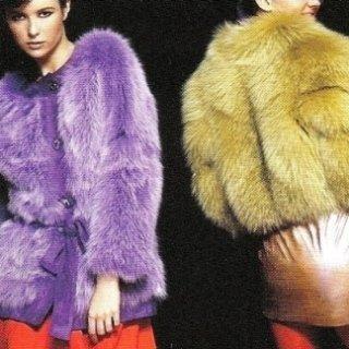 pelliccia per giovani